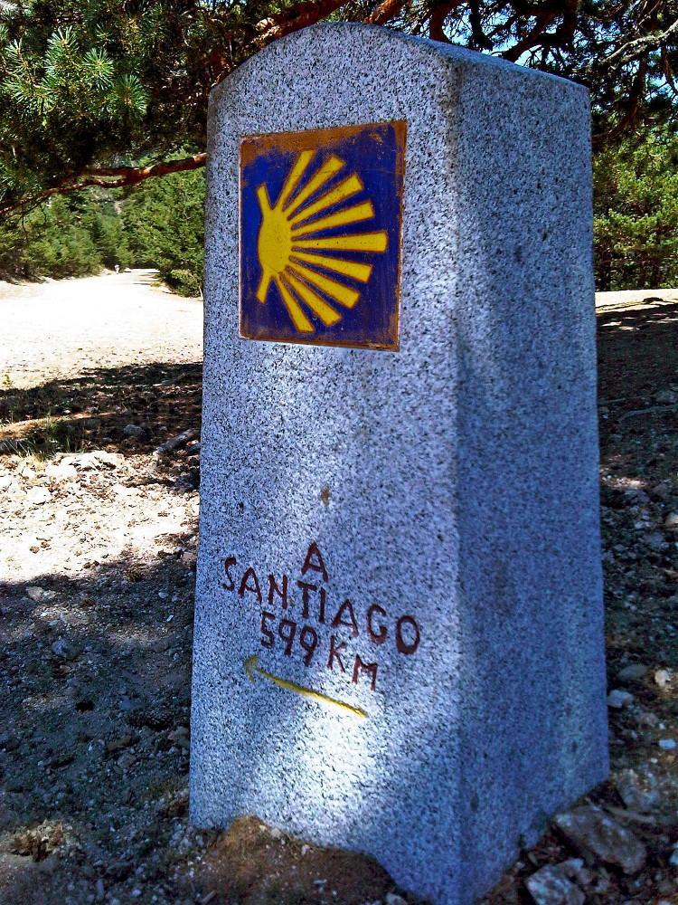 Camino de Santiago Solidario 2013