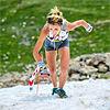 PAULA CABRERIZO - Campeona de Europa de Kilómetro Vertical y Subcampeona de Europa de carreras en línea 2015 - BECAS TODOVERTICAL 2015