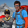 DAVID EGEA - BREITHORN 4.164m + ALLALINHORN 4.027m - BECAS TODOVERTICAL 2013