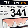 ANA ISABEL PAZ - SUBCAMPEONA YETI TRAIL 2013 - BECAS TODOVERTICAL 2013