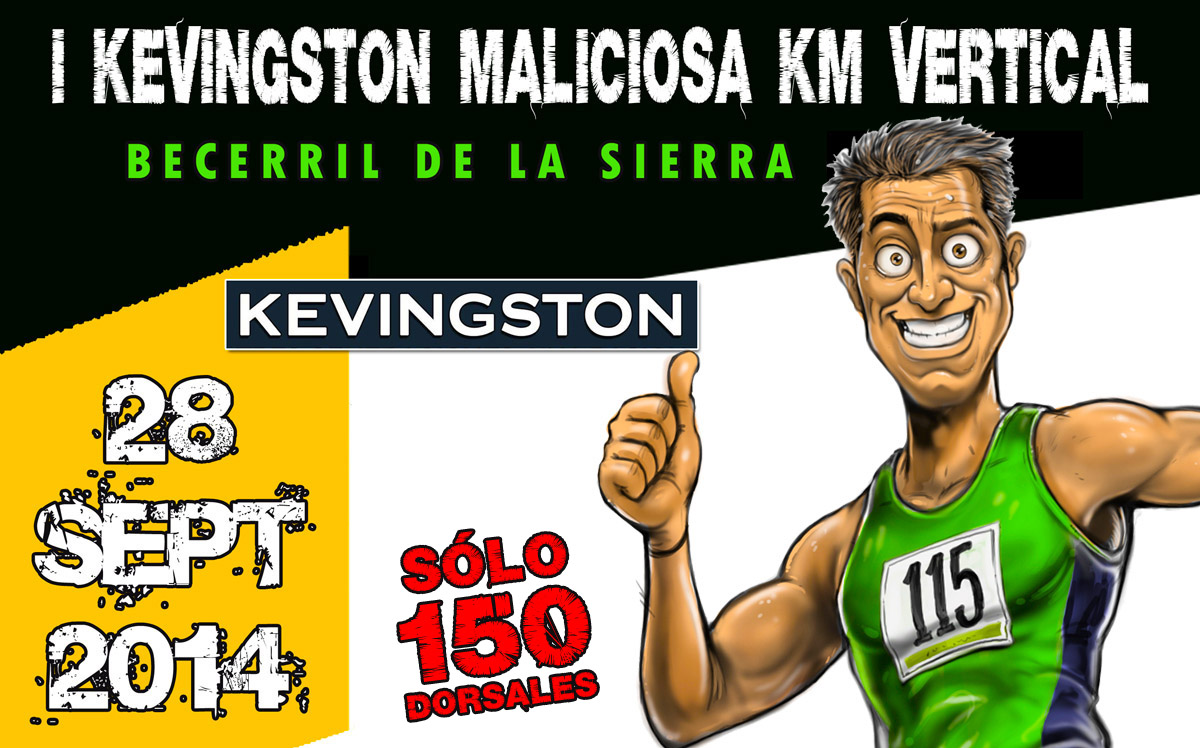 I KEVINGSTON MALICIOSA KILÓMETRO VERTICAL
