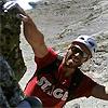 CARLOS ÁLVAREZ, Apertura de la vía STAGE (90m, 6b, [6a/A1+]) Aguja SE del Pico Abadías - PIRINEOS - BECAS TODOVERTICAL 2016