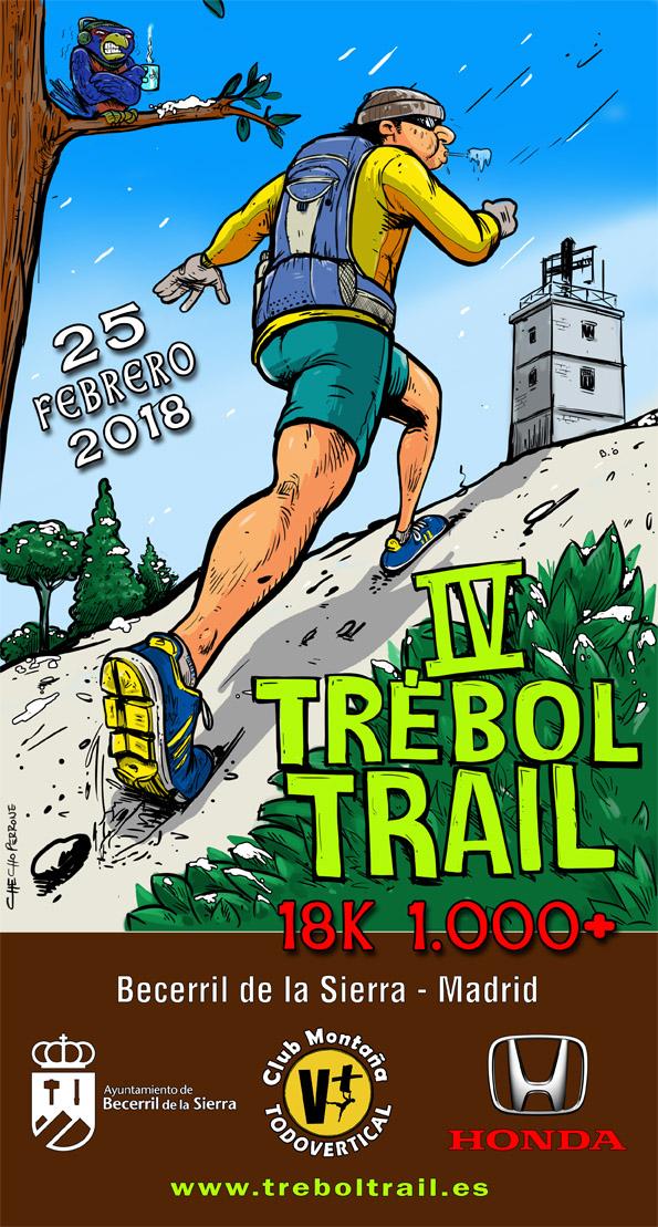 IV TRÉBOL TRAIL -  25 Febrero 2018