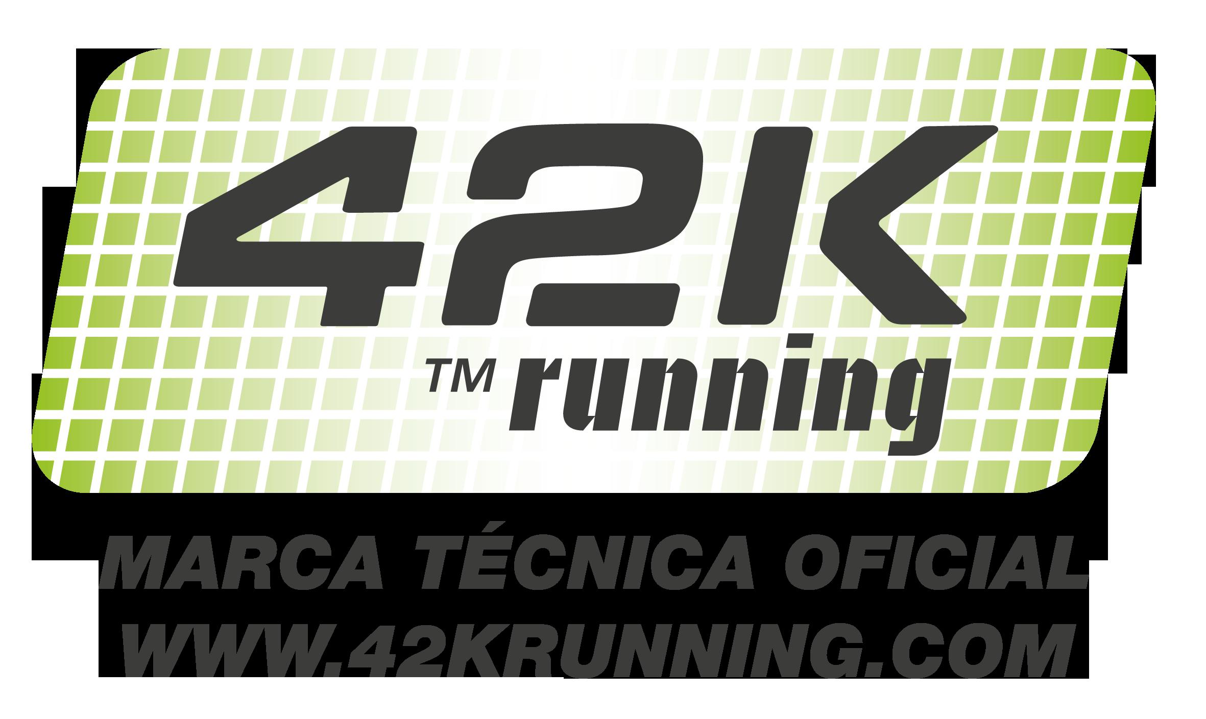 Nuestros amigos de 42K running, colaboran en esta edición de la TRANGOWORLD TREBOL TRAIL. Muchas gracias a Fernando y todo su equipo !!!