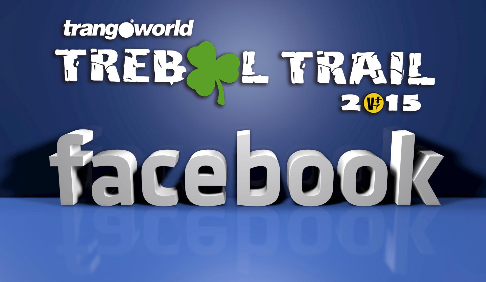 HAZTE FAN de la PÁGINA DE FACEBOOK de TrangoWorld Trébol Trail !!!