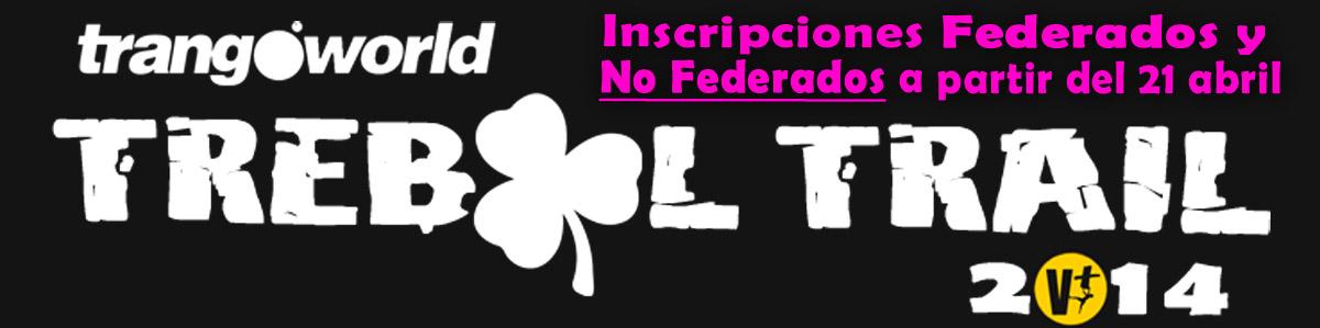 Inscripciones Federados y No Federados a partir del 21 abril !!!